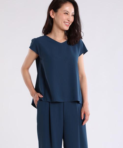 品質が完璧 【セール】フレンチスリーブブラウス(シャツ/ブラウス) CLOSET,スーペリア INED(イネド)のファッション通販, JVG:eb84972b --- skoda-tmn.ru