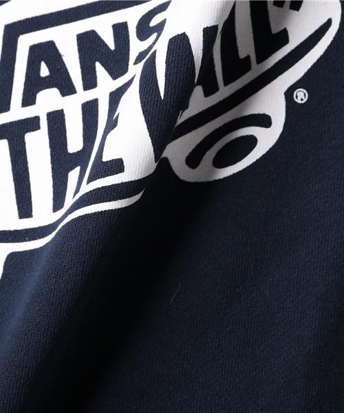 VANS ヴァンズ SK8DECK BASIC HOODY VANS-HD01 NAVY