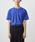 JUHA(ユハ)の「'PHILOSOPHY' PRINT T-SHIRT(Tシャツ/カットソー)」|ブルー
