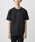 JUHA(ユハ)の「'PHILOSOPHY' PRINT T-SHIRT(Tシャツ/カットソー)」|ブラック