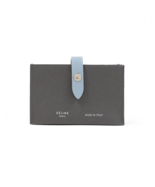 6d6a833327ab ブランド古着】カードケース(カードケース)|CELINE(セリーヌ)の ...