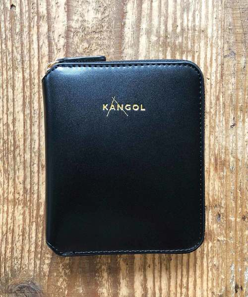 hot sale online 381a4 81a82 【KANGOL】KANGOL ショートウォレット