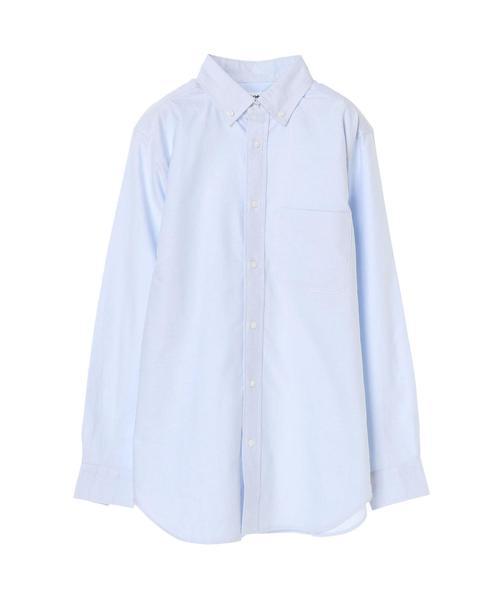 ボタンダウンカラーオックスシャツ