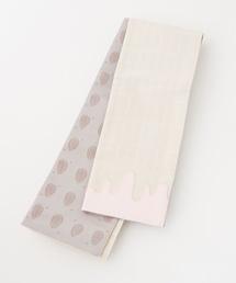 ふりふ(フリフ)の半巾帯「板チョコ」(和装小物)