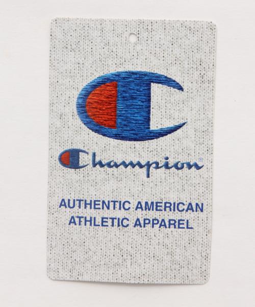 【Champion】ウラケスウェットクルー/815831