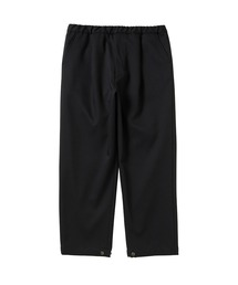 FALL2020 TAPERED EASY PANTSブラック