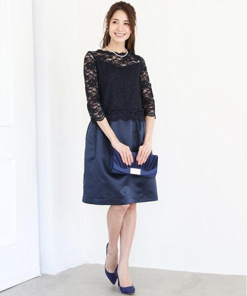 特別価格 レース フォーマル セットアップ セットアップ スカート ドレス【2点セット】結婚式 フォーマル パーティードレス(ドレス)|DRESS スカート LAB(ドレスラボ)のファッション通販, 田原市:0cefcdea --- tsuburaya.azurewebsites.net