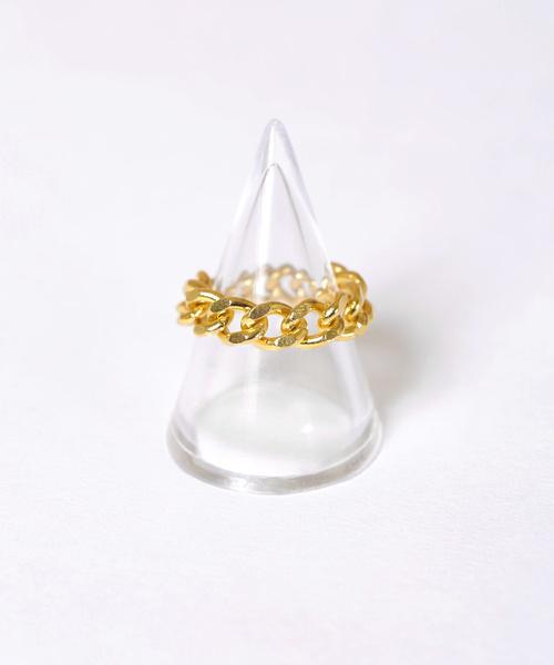 chiro chain ring リング chiro チロ のファッション通販 zozotown