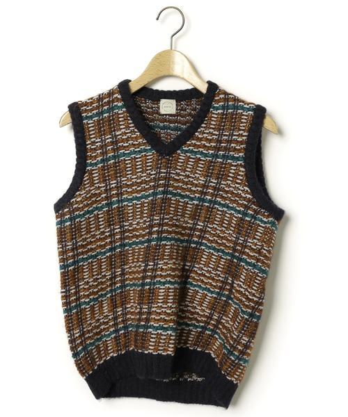 印象のデザイン 【セール/ブランド古着】ノースリーブニット(ニット/セーター)|UNITED ARROWS(ユナイテッドアローズ)のファッション通販 - USED, フィジカルグラフィティ:68a6f820 --- altix.com.uy