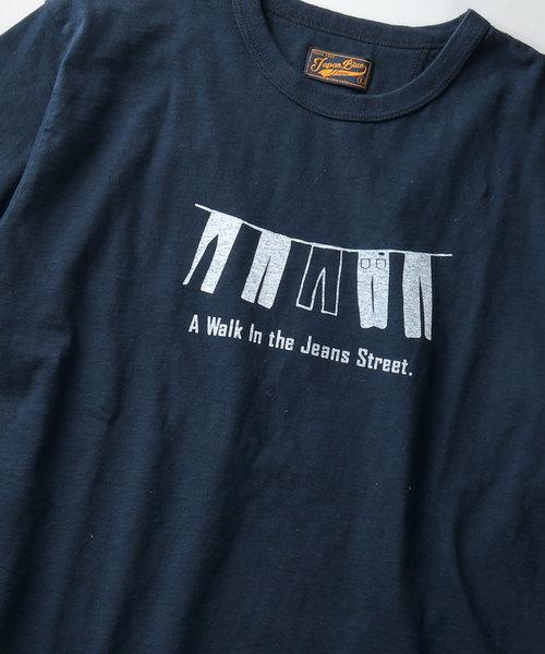 コートジボワール綿100% Tシャツ / JEANS STREET
