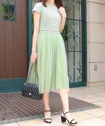 MODE ROBE(モードローブ)のチュールドレス(ドレス)