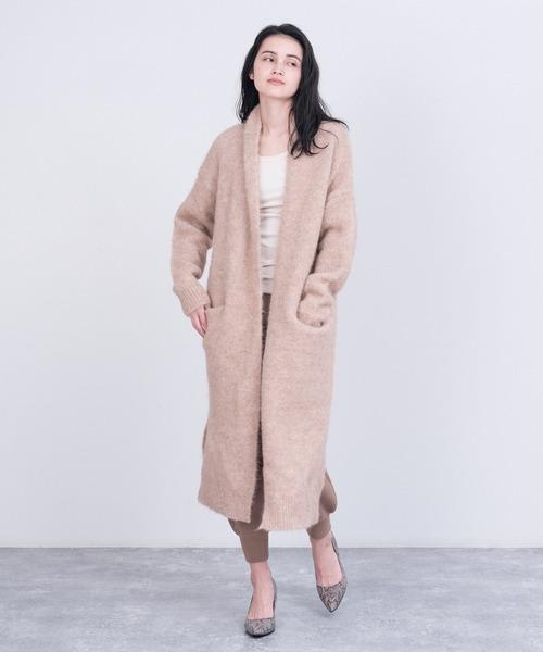 【同梱不可】 アルパカニットガウン(ニット/セーター)|Allumer(アリュメール)のファッション通販, トマト屋:58bf2780 --- 5613dcaibao.eu.org