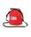 FREAK'S STORE(フリークスストア)の「RUSSELL ATHLETIC/ラッセルアスレチック Codura Nylon Mini Pouch/コーデュラナイロンミニショルダーバッグ(巾着バッグ、ポー(ショルダーバッグ)」 レッド
