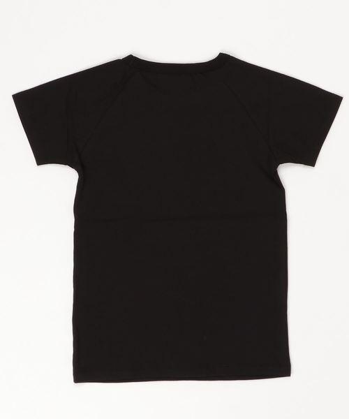 SNOOPYコード刺繍ラグランTシャツ