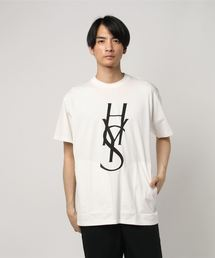 HYSTERIC GLAMOUR(ヒステリックグラマー)のHYS LOGO pt ポケ付T-SH(Tシャツ/カットソー)