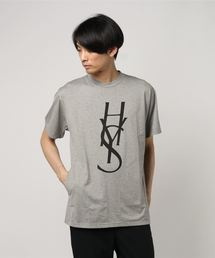 HYSTERIC GLAMOUR(ヒステリックグラマー)のHYS LOGO pt ポケ付T-SH(Tシャツ/カットソー)