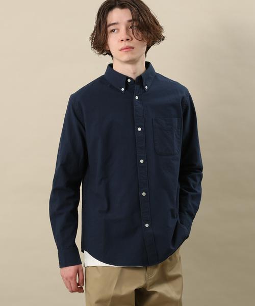 BDオックスフォードシャツ