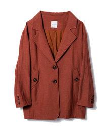 REDYAZEL(レディアゼル)のコクーンシルエットビックジャケット(テーラードジャケット)