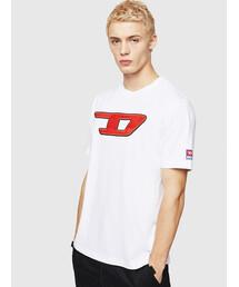 DIESEL(ディーゼル)のメンズ Tシャツ パッチデザイン(Tシャツ/カットソー)