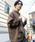 PUBLUX(パブリュクス)の「PUBLUX/パブリュクス【ユニセックスアイテム】12oz HEAVY WEIGHT SWEAT PARKA/ヘビーウェイトビッグシルエットスウェットパーカ—/オーバーサイズフーディ—(パーカー)」|ブラウン