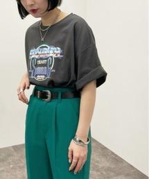 apres jour mignon(アプレジュールミニョン)のアソートヴィンテージBIGTシャツ 【ZOZOTOWN限定アイテム】(Tシャツ/カットソー)