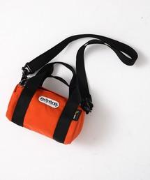220 X-SMALL ロールボストンバッグ 1.4L コーデュラナイロン仕様オレンジ