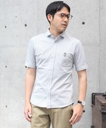 MEN'S MELROSE(メンズ メルローズ)のクールマックスサーフニットシャツ(ポロシャツ)