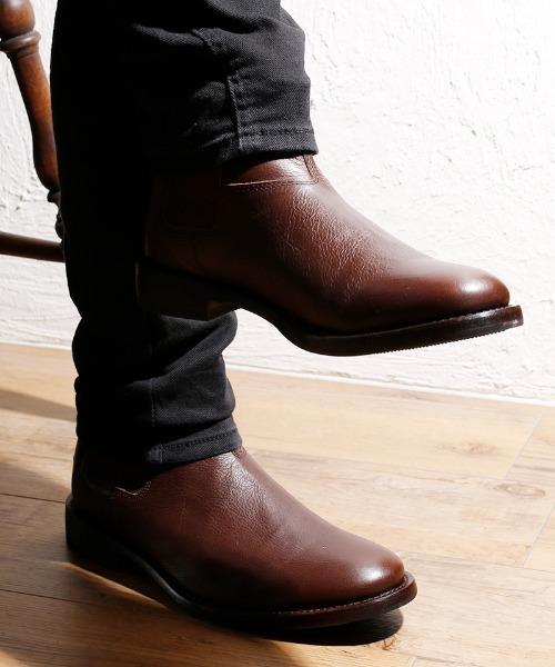 新作 BICASH レザーサイドゴアブーツ BICASH,ビカーシ,And #083(ブーツ) BICASH(ビカーシ)のファッション通販, エントワーズ:c6b59c02 --- kredo24.ru