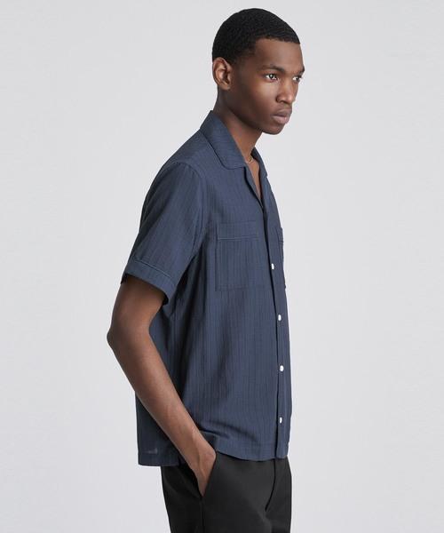 Cameron Dobby Short Sleeve Shirt