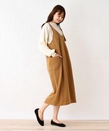 Dリングハイゲージジャンパースカート(スカート)