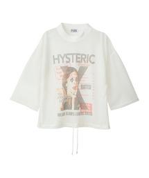 HYS COOPER オーバーサイズTシャツホワイト