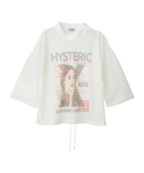 HYS COOPER オーバーサイズTシャツ