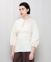 <muller of yoshiokubo>CACHECOEUR BLOUSE/ブラウス