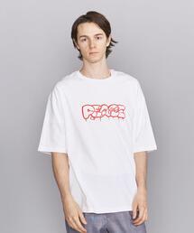 【別注】 <ESPOIR> PEACE/Tシャツ