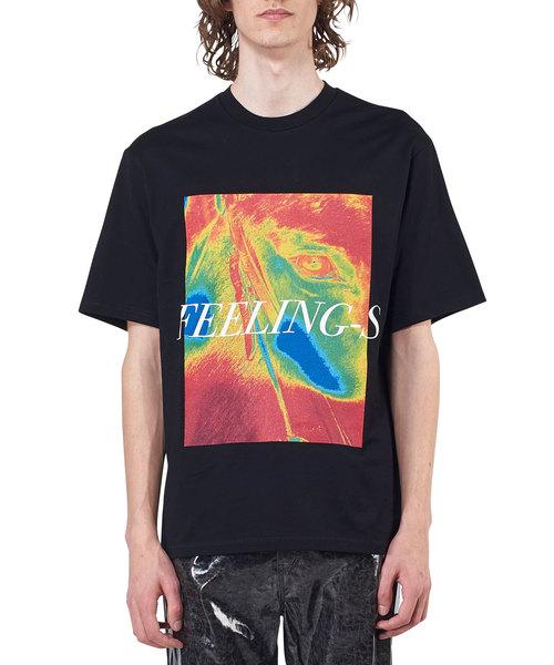 """【一部予約販売】 CHRISTIAN DADA """"FEELINGS""""プリントTシャツ(Tシャツ/カットソー) CHRISTIAN DADA DADA(クリスチャンダダ)のファッション通販, 大分県国東市:f5112e4a --- blog.buypower.ng"""
