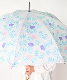 【ALCEDO/アルセド】晴雨兼用長傘グレー系その他