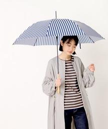 【ALCEDO/アルセド】晴雨兼用長傘ネイビー