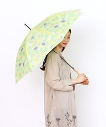 【ALCEDO/アルセド】晴雨兼用長傘イエロー系その他