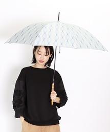 【ALCEDO/アルセド】晴雨兼用長傘グレー