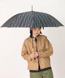 【ALCEDO/アルセド】晴雨兼用長傘ブラック