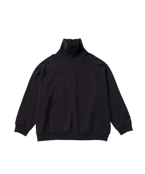 FALL2020 HIGH NECK SWEATSHIRT
