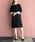 BE NEAT(ビーニート)の「PICCIN別注【日本製】衿&カフス付きワンピース(ワンピース)」 詳細画像