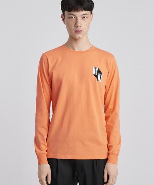 NY Shadow Long Sleeve T-Shirt