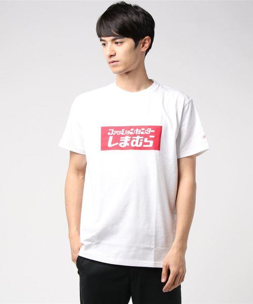 8dc8b18e1ad42 しまむら プリントTシャツ(Tシャツ カットソー) しまむら(シマムラ ...