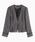 GIRL(ガール)の「ツイードジャケット&ヘムラインスカートの2点セットアップセレモニースーツ - 入学式(入園式)・卒業式(卒園式)・七五三対応フォーマルママスーツ(セットアップ)」|詳細画像