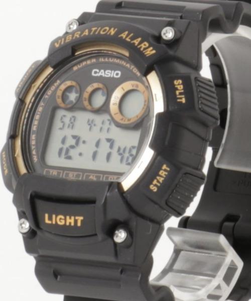 CASIO カシオ/ デュアルタイム  デジタルウォッチ クォーツ 腕時計 W-735H-1AV W-735H-1A2V W-735H-8A2V W-735H-2AV W-735H-2AV W-735H-8AV