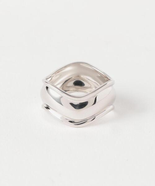 ○JAMIRAY(ジャミレイ)WAVY リング / 指輪