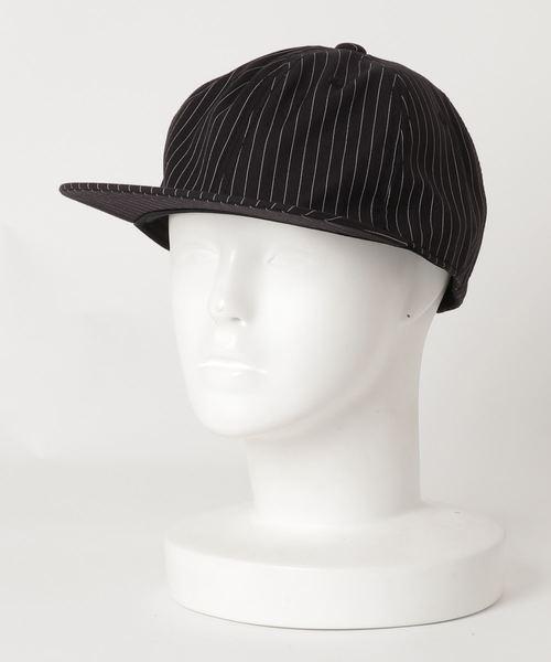 PIN STRIPE CAP / ピンストライプ キャップ