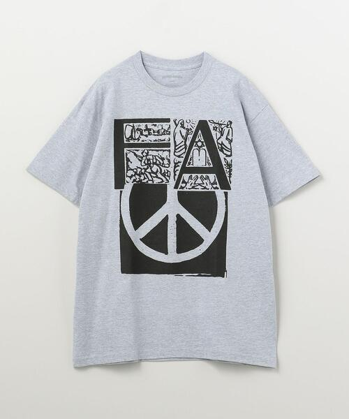 FUCKING AWESOME(ファッキング オーサム)PEACE TEE■■■