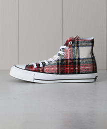 <CONVERSE>ALL STAR 100 CHECK HI/スニーカー